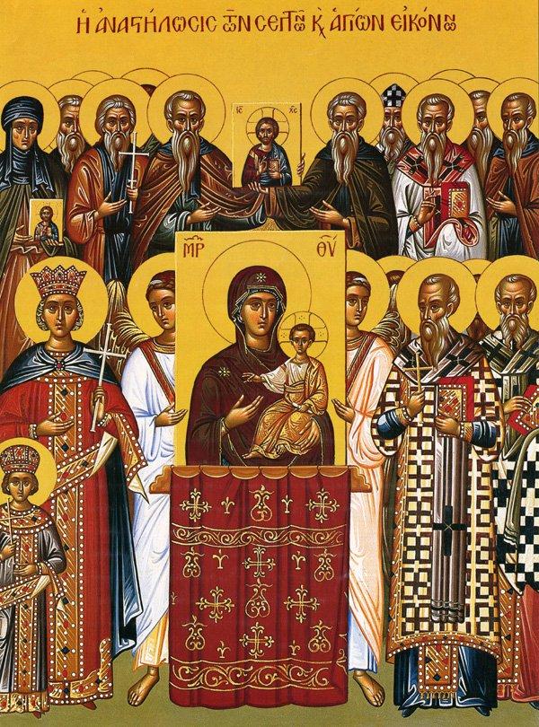 8 Triodio Orthodoxias